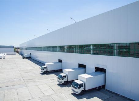 Mercado de condomínios logísticos cresce em meio à pandemia