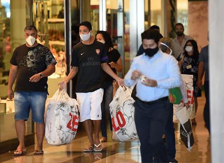 Lojistas de shopping vão à Justiça para mudar índice de reajuste de aluguéis