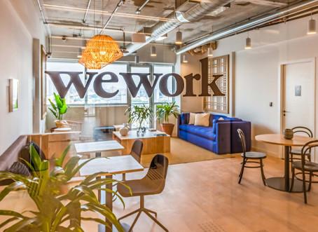 WeWork aposta que 2021 é o ano da virada