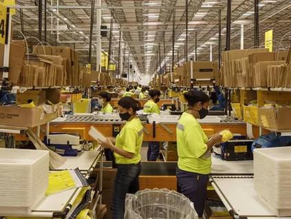 Brasil vive boom recorde de galpões logísticos