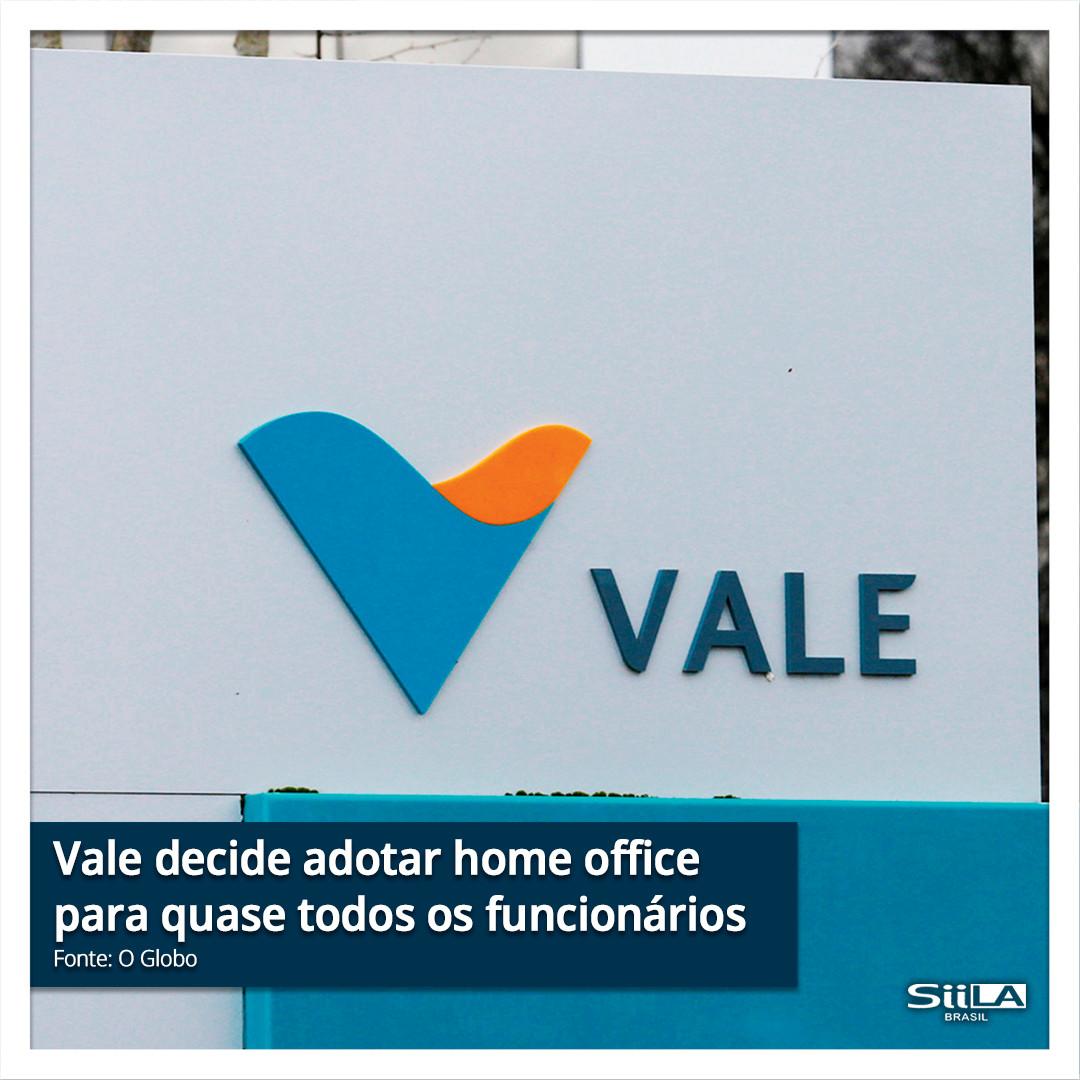 Vale decide adotar home office para quas