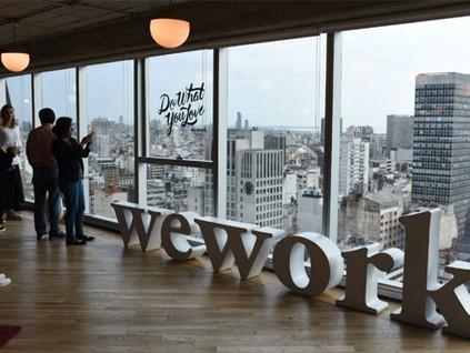WeWork planeja abertura de capital e é avaliada em US$ 9 bilhões