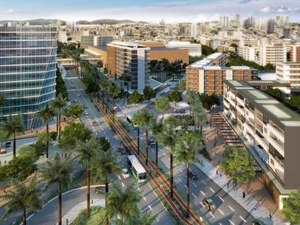 Center Norte terá bairro planejado com arena de shows, restaurantes e hospital