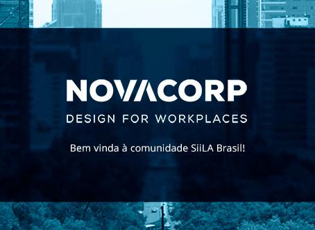 Novo Cliente SiiLA Brasil: NOVACORP