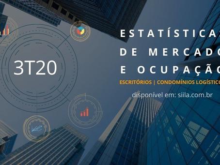 No Ar: Estatísticas 3T2020