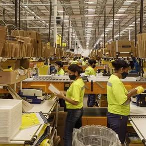 Brasil já ganhou mais 30 'Maracanãs' em galpões logísticos em 2021 com e-commerce aquecido