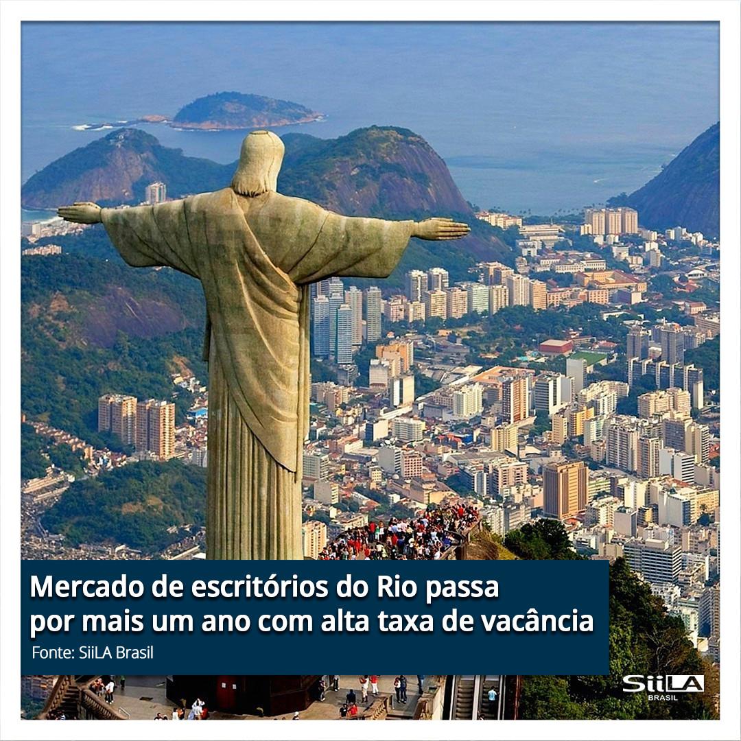 Mercado de escritórios do Rio passa por