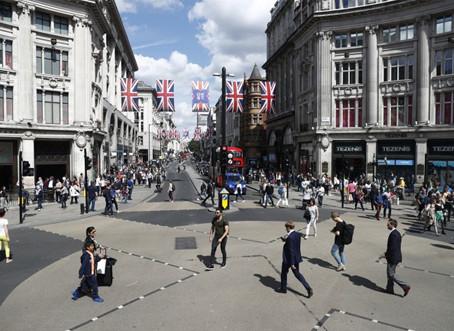 Centro financeiro de Londres quer ocupar escritórios vazios com residências