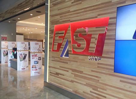 Fast Shop lança frete grátis e entra em novos Estados