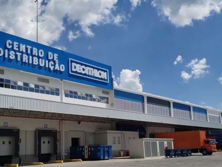 Decathlon inaugura Centro de Distribuição em Barueri