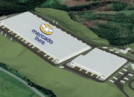 Mercado Livre assina pré locação em novo empreendimento WTLog RBR Cajamar-Franco da Rocha