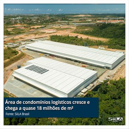 Área de condomínios logísticos cresce e