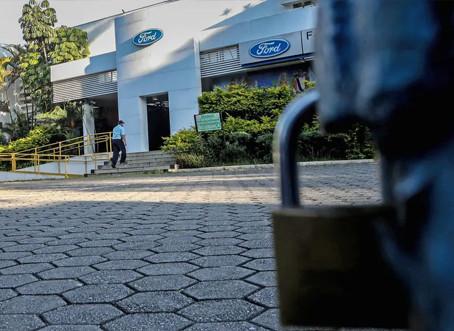 Com investimento de R$ 1,2 bi, antiga fábrica da Ford vira centro logístico