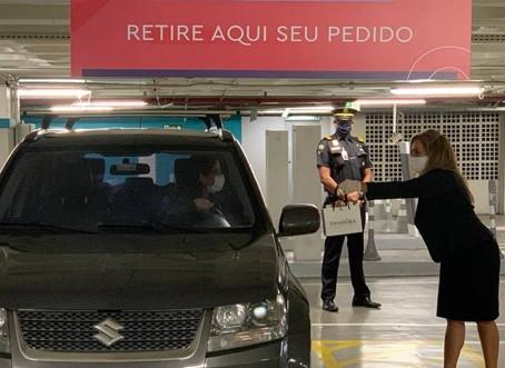 Shoppings decidem manter drive-thru, canal de vendas adotado na pandemia