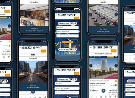 App de busca de imóveis conquista consumidor