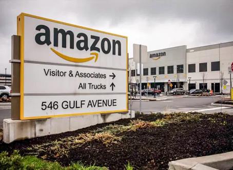 Para a Amazon, não há por que correr para adotar o home office