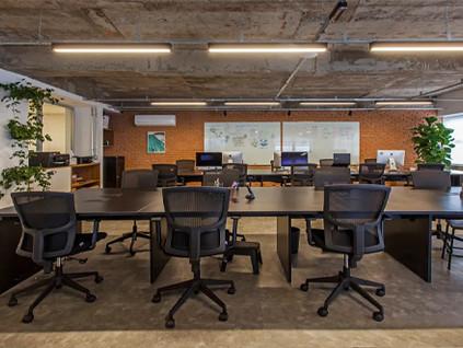 Empresas fazem 'retrofit' de escritórios para o novo normal pós-pandemia