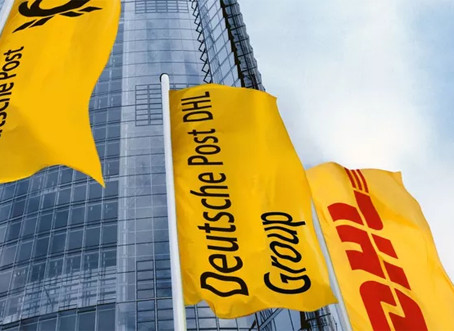 Com impulso do comércio eletrônico, lucro da Deutsche Post DHL aumenta quase 4 vezes