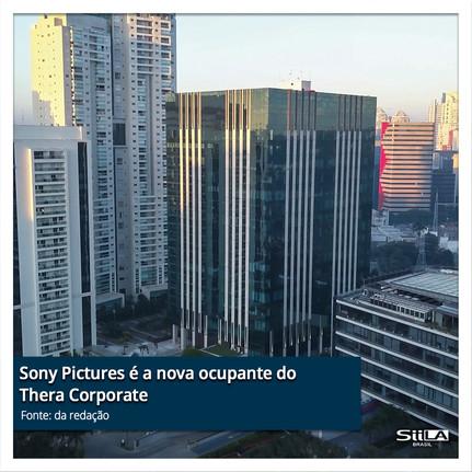 Sony Pictures é a nova ocupante do Thera