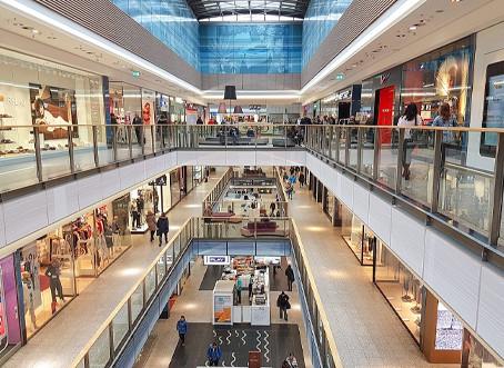 Shopping centers têm pior ano da história