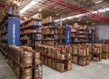 Vulcabras inaugura centro de distribuição em Extrema