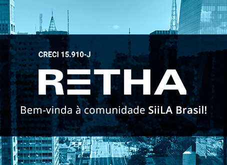 Nova cliente SiiLA Brasil: RETHA