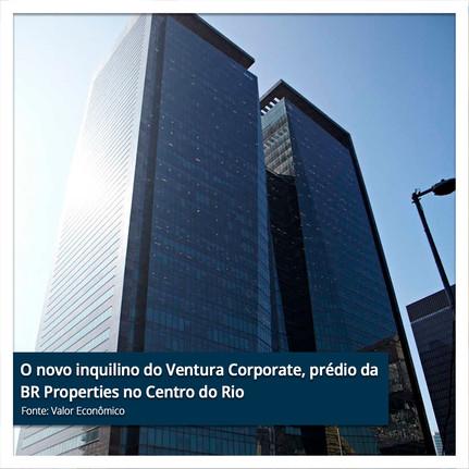 O novo inquilino do Ventura, prédio da BR Properties no Centro do Rio.jpg