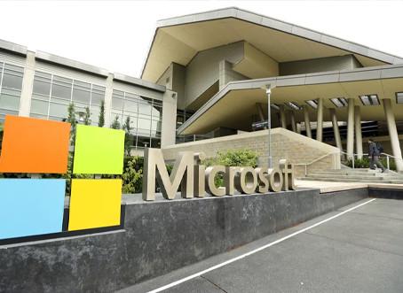 Microsoft prepara reabertura dos escritórios e adota trabalho híbrido nos EUA