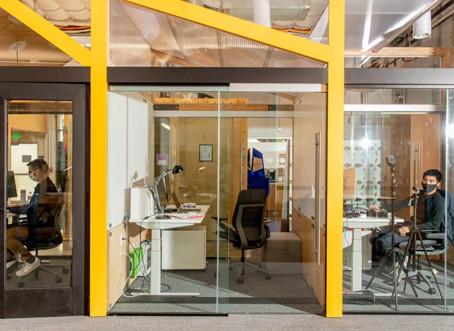 O novo escritório do Google para um mundo pós-pandemia