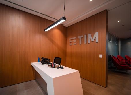 Por dentro dos novos escritórios da TIM