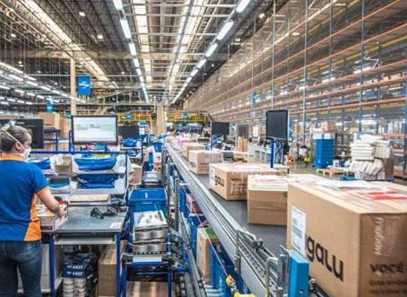 Magalu bate recorde e entrega mais de 1 milhão produtos em 1 dia
