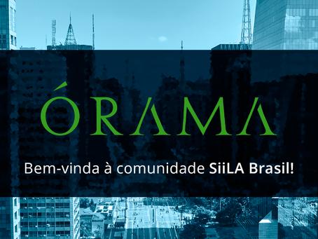 Nova cliente SiiLA Brasil: Órama