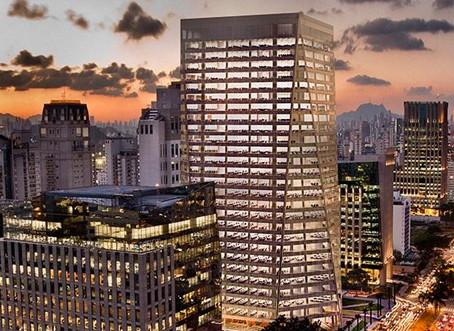 Pandemia atrasa locações no B32, edifício alto padrão na Faria Lima