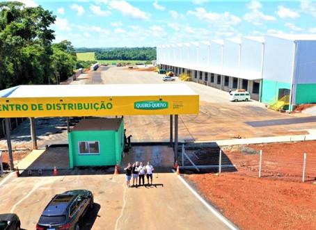 Quero-Quero avalia construção de novo centro de distribuição para atender PR e SP