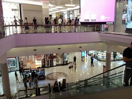 Shoppings esperam alta de 58,3% nas vendas este ano