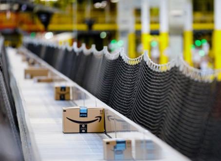 Amazon Brasil tem planos de novos centros de distribuição