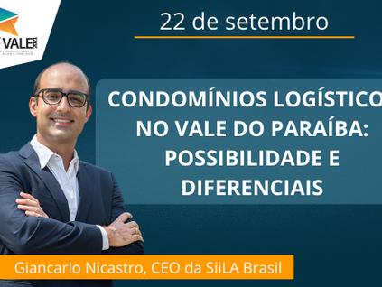 SiiLA Brasil participa da FEIRA LOGVALE 2021