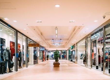 Ações de shoppings têm queda expressiva em 2020