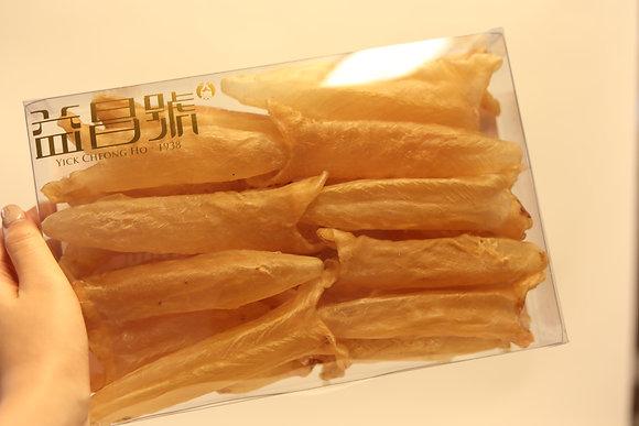 38-42隻/斤  黃花膠筒(半斤裝)
