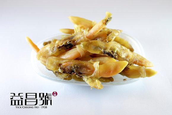 蟶子乾 (半斤裝)