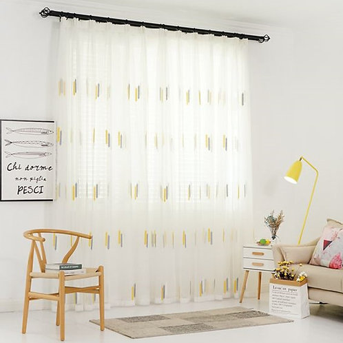 紗簾 Gauze Curtain