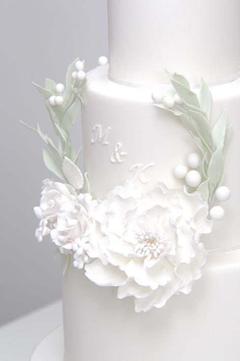 White Wreath 2 2018