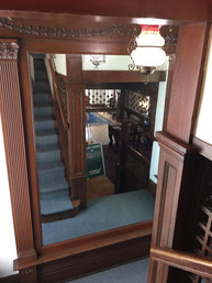 Stairwell and Entry