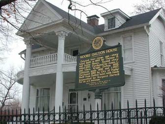 Moore-Dalton House History