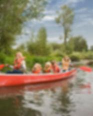 enfants Kayak