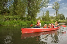 Water Sports - canoeing - drowning risk compared to wild swimming