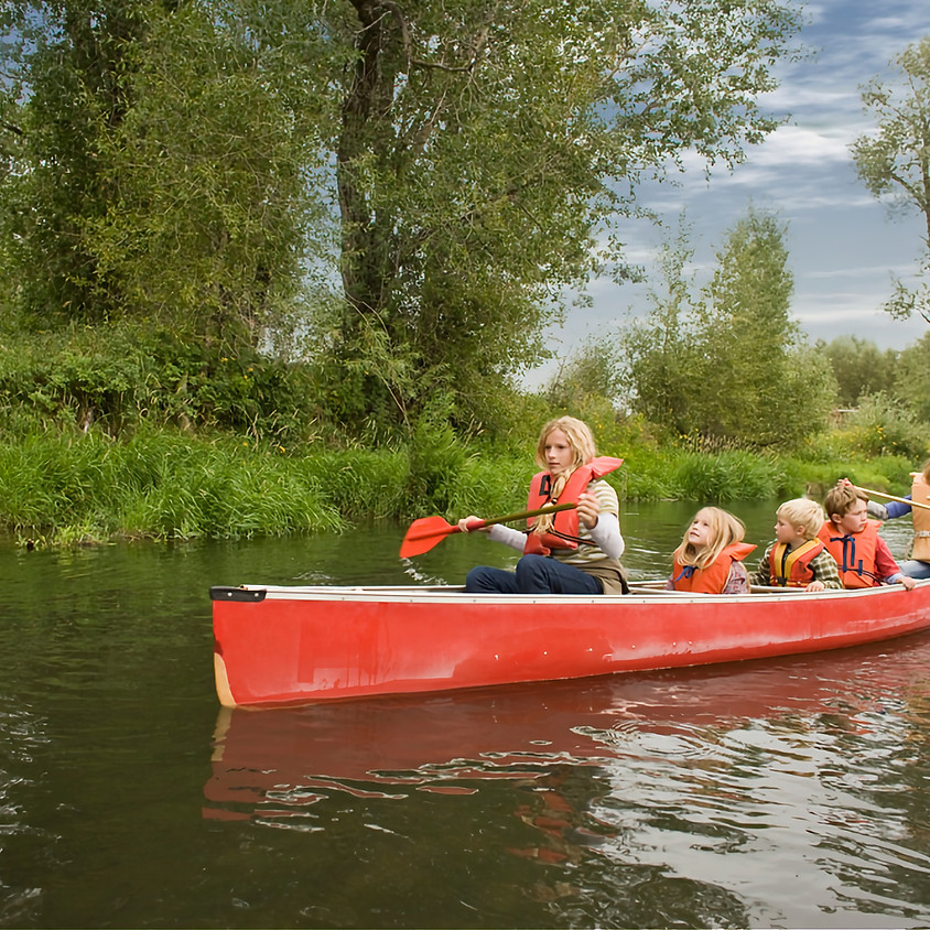 HUMC Youth Canoe Day
