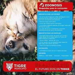 TIGRE BS.AS. ZOONOSIS