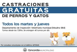 CONCORDIA GRATUITAS