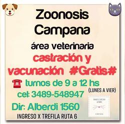 CAMPANA BS.AS. ZOONOSIS